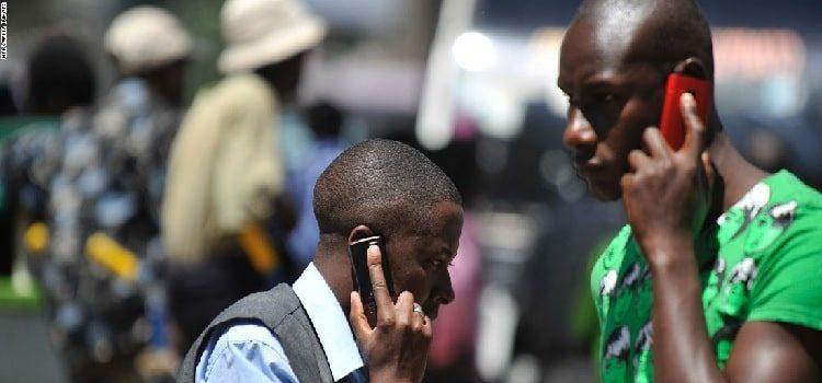 شبکه های تلفن همراه