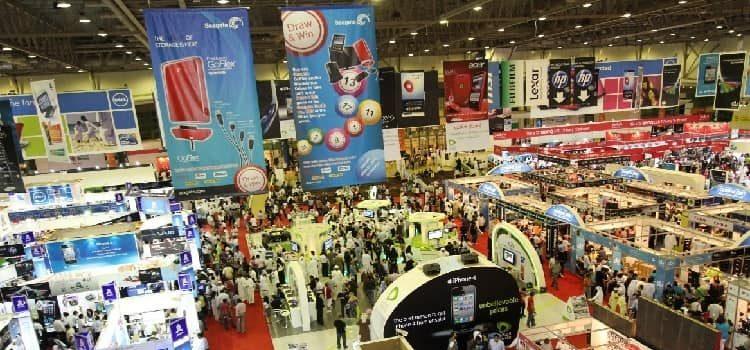 نمایشگاه جیتکس 2018 دبی