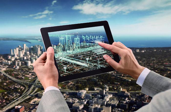 کاربردهای اینترنت اشیا در شهرهای هوشمند
