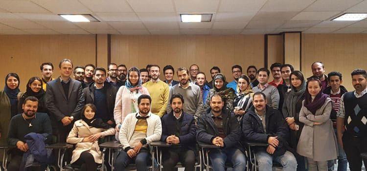 رویداد startup experience