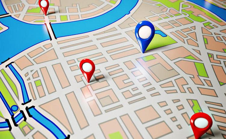 الزامات ارائه خدمات نقشه بومی