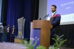 محمد جواد آذری جهرمی در دومین روز از اختتامیه جشنواره وب و موبایل