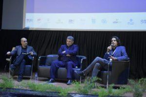 پنل تاریخ اکوسیستم در اختتامیه جشنواره وب و موبایل