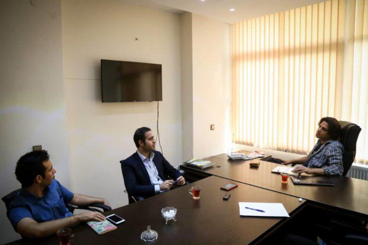رضا جمیلی، مجید مرتضوی و مهدی صادقپور در میزگرد استارتاپهای دلاری