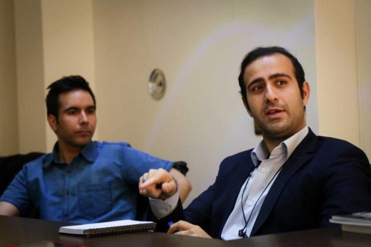مهدی صادقپور در میزگرد استارتاپهای دلاری