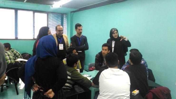 همراهی منتورها با نوجوانان برای آموزش مهارت های نرم