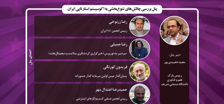 نخستین رویداد نوروز نوآوری با محوریت متنوعسازی اکوسیستم استارتاپی ایران برگزار میشود