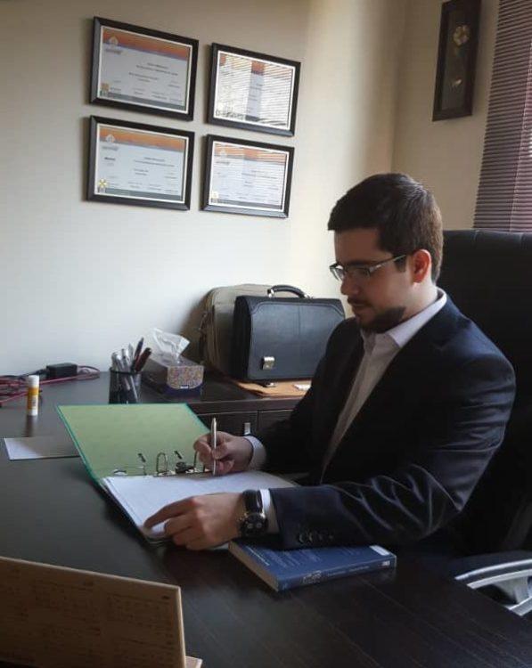بنیانگذار و مدیرعامل پاتوق