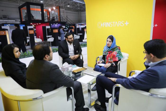 جلسه سرمایهگذاران با سرمایهپذیران