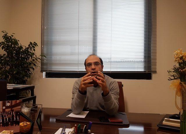 رئیس پارک علم و فناوری دانشگاه شریف