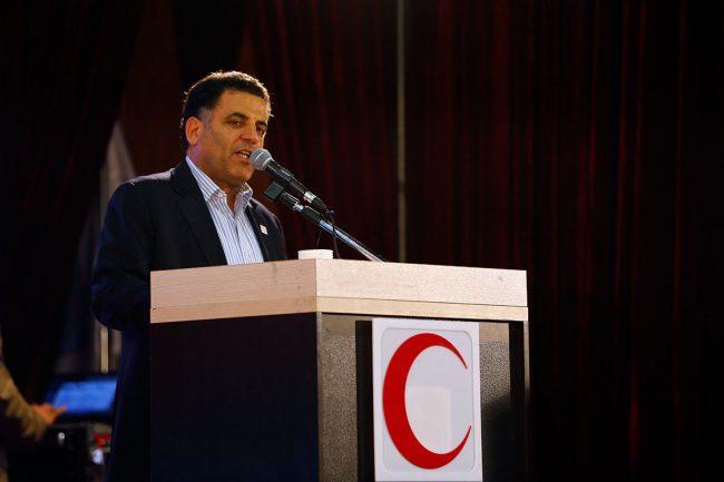 علیاصغر پیوندی، رئیس جمعیت هلال احمر