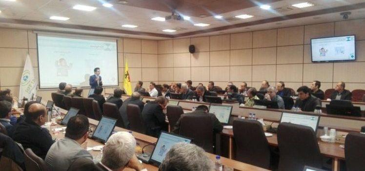 برگزاری اولین دوره آموزش اینترنت اشیا برای مدیران و کارشناسان شرکت توزیع برق استان تهران