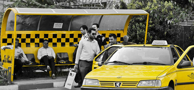 برای تاکسیهای آنلاین ناظرتراشی نکنید