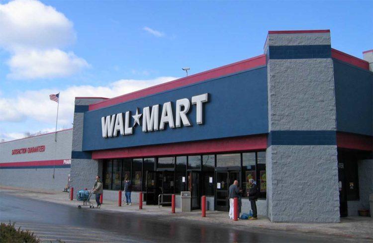 خرده فروشی به کم اینترنت اشیا در WALMATR