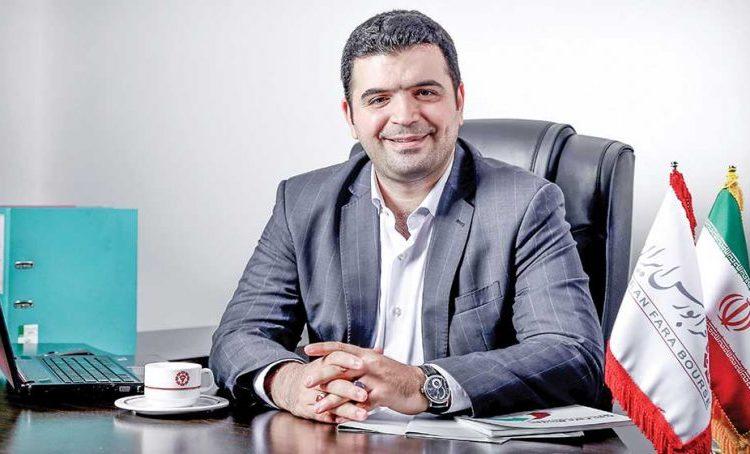 مدیرعامل فرابورس ایران
