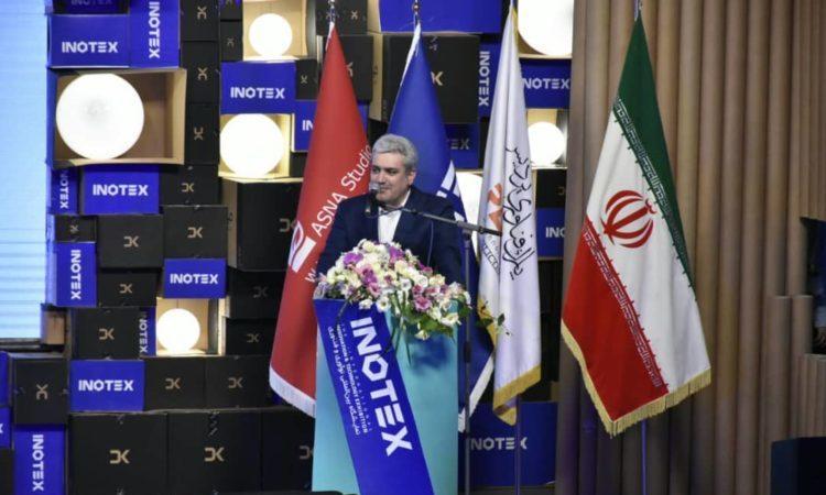 معاون علمی و فناوری ریاست جمهوری در افتتاحیه اینوتکس 2019