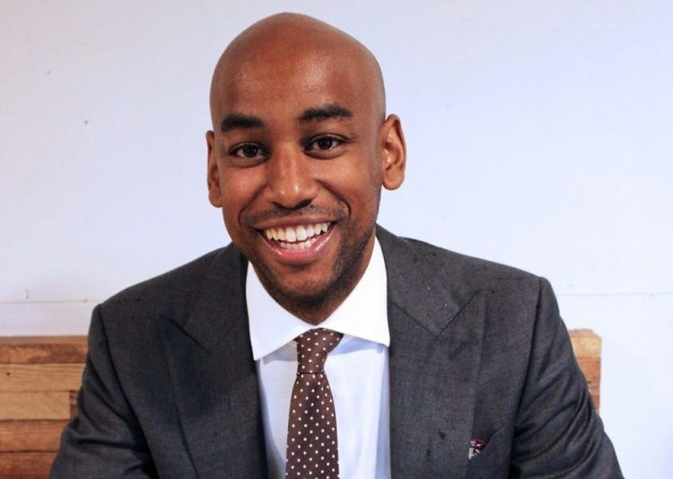 Jehiel Oliver, Founder of Hello Tractor