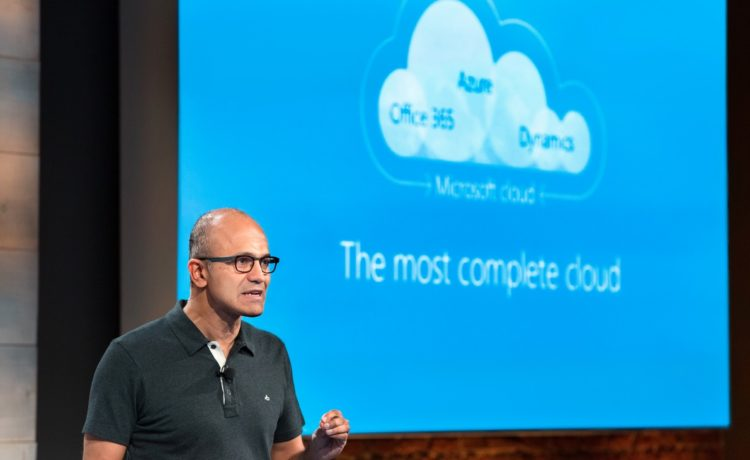 رایانش ابری و اژور مایکروسافت
