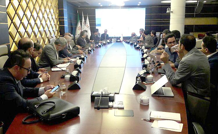نشست هم اندیشی در فرابورس ایران