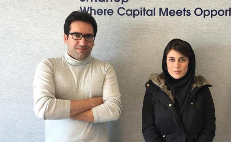 مصاحبه با زهرا افسری همبنیانگذار استارتاپ آکادمی چرخ
