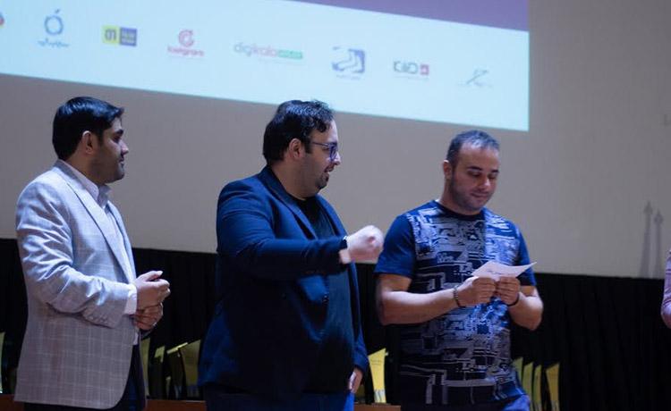 برندگان اختتامیه دوازدهمین دوره جشنواره وب و موبایل ایران